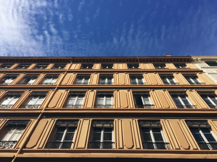 Lyon-Building