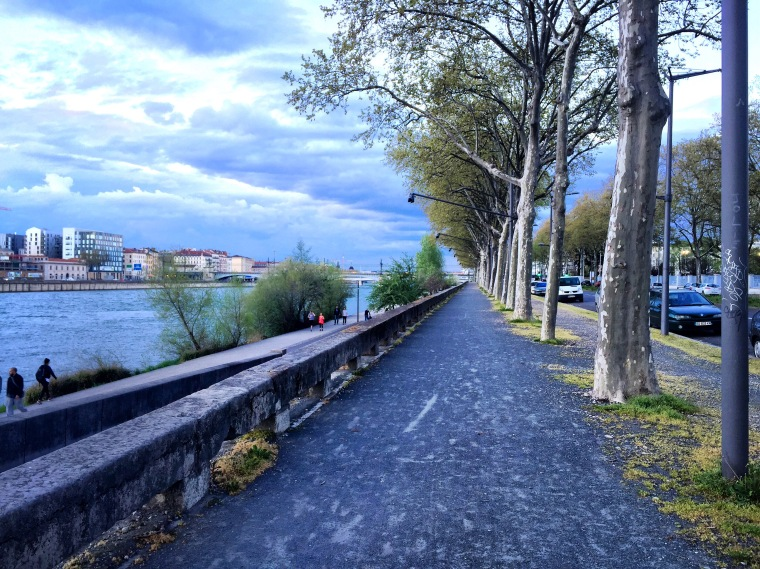 Lyon-Quais-Running